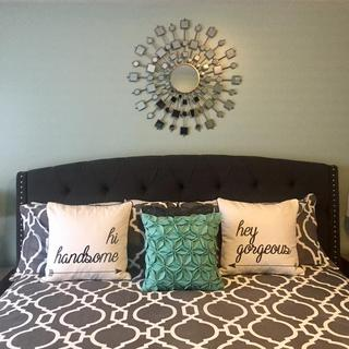 In love with my new Kadison bed!