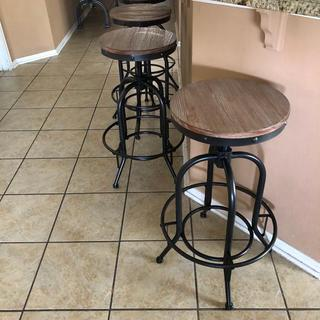 My new stools