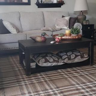 Love my new rug.