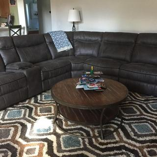 My new family room