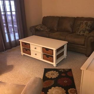 larkinhurst sofa completes my room