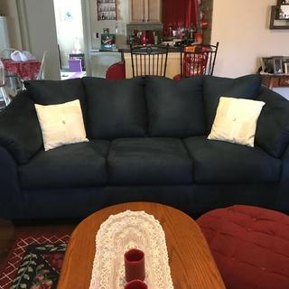 My new Ashley sofa!!
