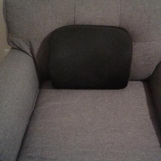 My bedroom chair so I can be comfortable watching TV