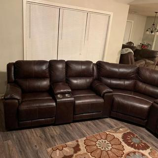 My sectional