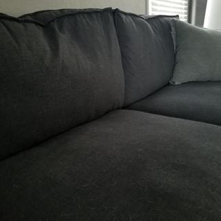 Back cushions slumping