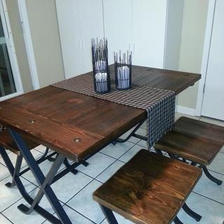 Love this dinette set!