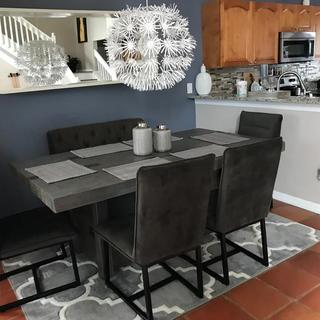 My new dining rooms set