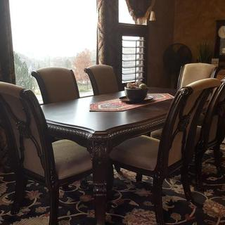 Valraven Dining Room Table Ashley Furniture Homestore