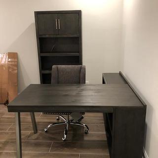 Sweet Den/Office area.