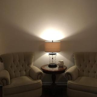New modern lamp