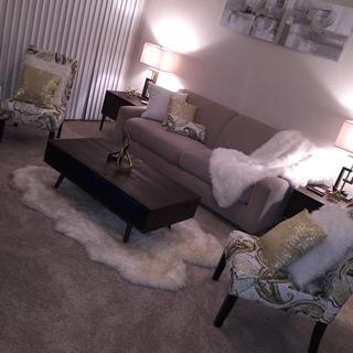 My amazing living room
