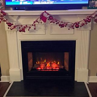 Great Fireplace Insert!