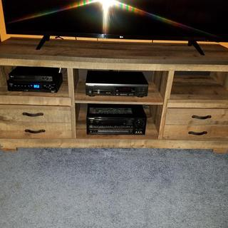 My new TV stand