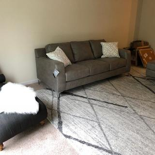 Ryler sofa and ottoman