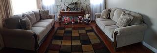 New living room.