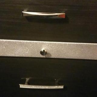 Glitter sparkles and bedazzled handles.  I changed my handles.