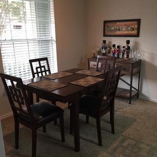 New dining room set!