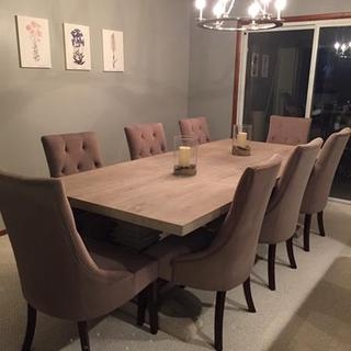 Ashley chairs to finish the dinning room set