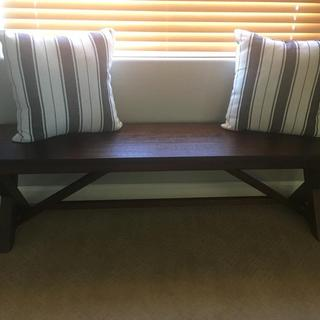 Loft bench - extra seating