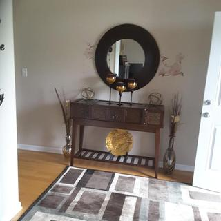 My foyer