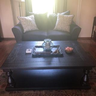 Gorgeous Mallacar Coffee Table from Ashley