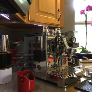Rocket Espresso Appartamento Espresso Machine Seattle Coffee Gear