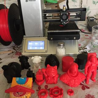 This is what I have printed so far