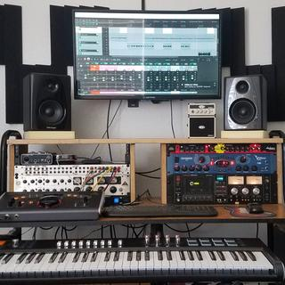 My home studio.