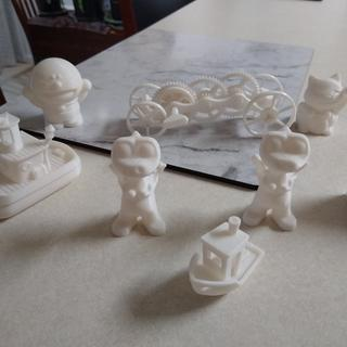 Some things printed with printer
