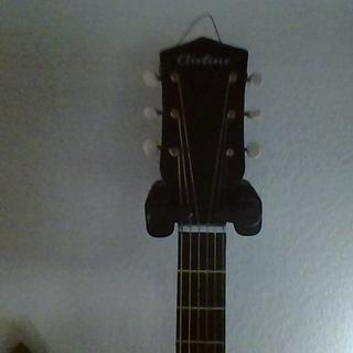 works on an v necked montgomery ward guitar