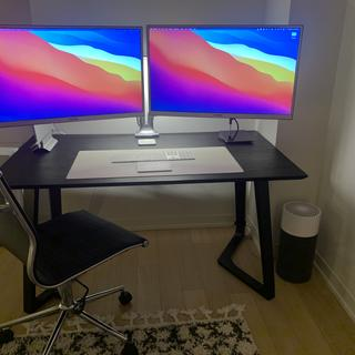 Really helped me get my desk cleaned up.  Exactly the same as the Fully product at less expense.