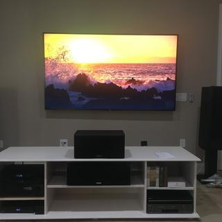 Finished home theatre project
