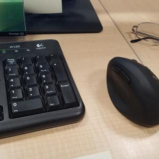 Really like it!  Comfortable and works so much better than my old wired mouse.