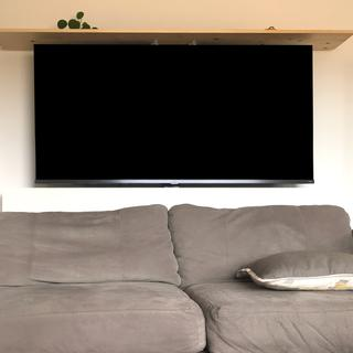 "65"" TV up"