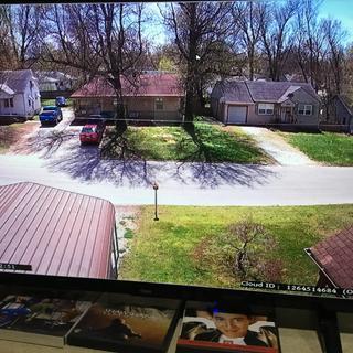 Roof top camera