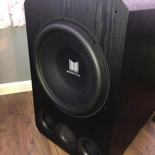 This thing hammers and hits deep! One of the tightest, best sounding subs I've ever heard!