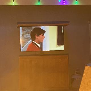 Installed the TV lift inside an outdoor shed...the design was strong and easy to install.