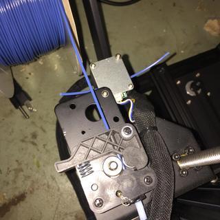 move filament sensor