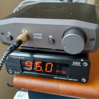 Liquid Spark headphone amp