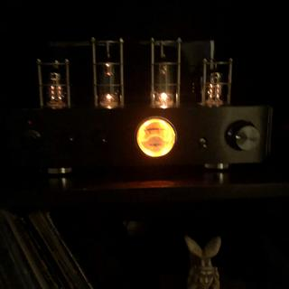 Monoprice 50 Watt Stereo Hybrid Tube Amplifier with