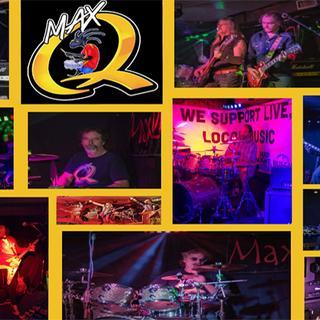 Max Q The Band fb