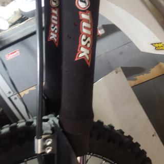 Keeping them fork seals clean!