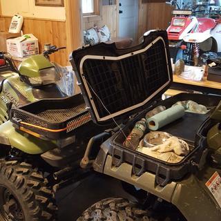 Polaris Lock & Ride Front Cargo Box | Parts & Accessories | Rocky