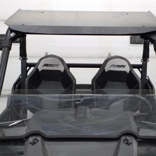 Kolpin UTV Side Mirror on a 2017 Polaris RZR 900 TRAIL with Tusk UTV Profile Aluminum Roof
