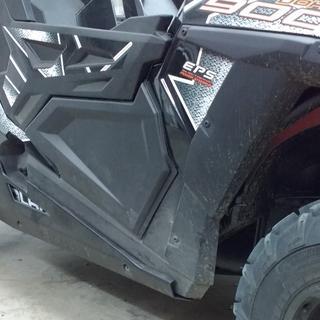 Polaris Lower Half Doors | Parts & Accessories | Rocky Mountain ATV/MC