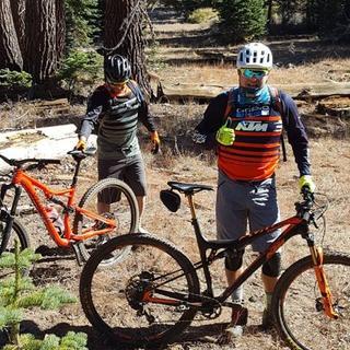 Kernville CA trails