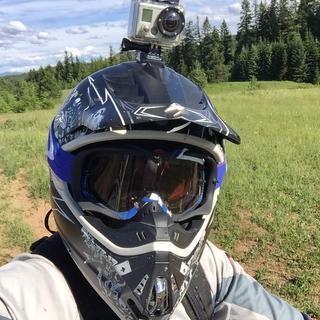 Oakley Crowbar goggle in Idaho