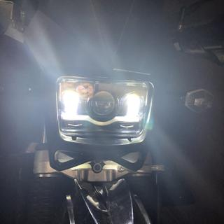 I like the light output, and how it makes the bike much more modern. Worth the money.
