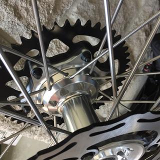 Quality sprocket & rotor