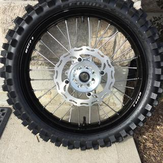 """19"""" rear wheel"""